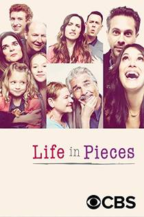 Picture of a TV show: Life In Pieces