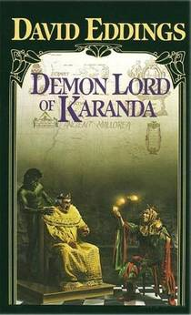Picture of a book: Demon Lord Of Karanda