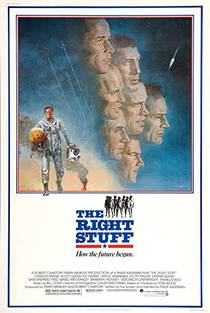 Picture of a movie: The Right Stuff