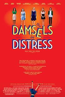 Picture of a movie: Damsels In Distress