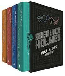 Picture of a book: Sherlock Holmes