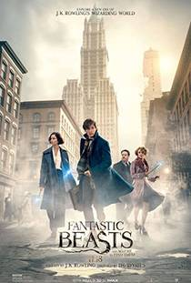 Picture of a movie: Fantastic Beasts And Where To Find Them