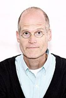 Picture of an author: Chris Ware