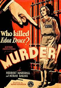Picture of a movie: Murder!