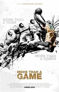Picture of a movie: More Than A Game