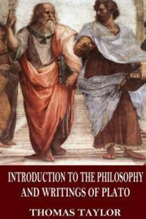 Picture of a book: Introduction to the Philosophy and Writings of Plato