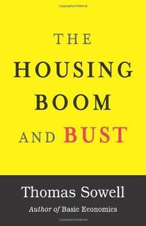 Picture of a book: The Housing Boom And Bust