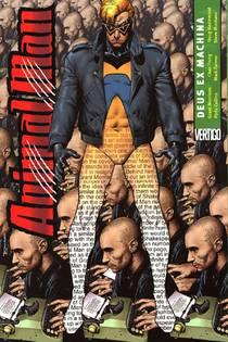 Picture of a book: Animal Man, Vol. 3: Deus ex Machina
