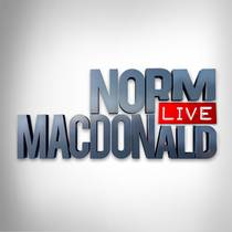 Picture of a podcast: Norm Macdonald Live