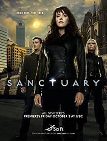 Picture of a TV show: Sanctuary