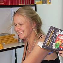 Picture of an author: Cornelia Funke