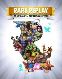 Picture of a game: Rare Replay
