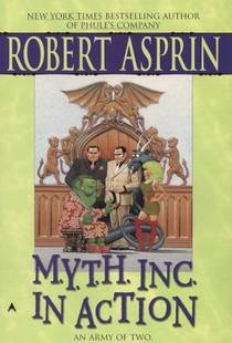Picture of a book: M.Y.T.H. Inc. In Action