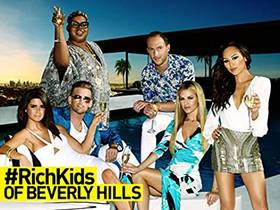 Picture of a TV show: Rich Kids Of Beverly Hills