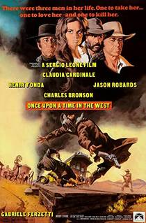Picture of a movie: Once Upon A Time In The West
