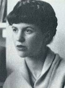 Picture of an author: Sylvia Plath