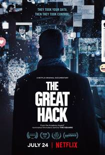 Picture of a movie: The Great Hack