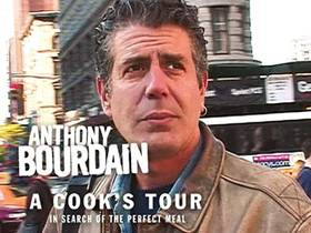 Picture of a TV show: A Cook's Tour