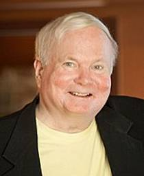 Picture of an author: Pat Conroy