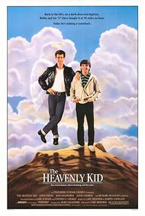 Picture of a movie: The Heavenly Kid