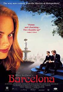 Picture of a movie: Barcelona