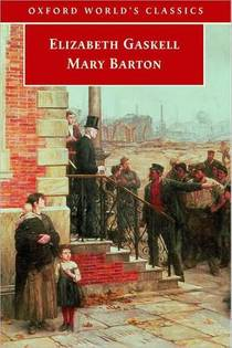 Picture of a book: Mary Barton