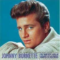 Picture of a band or musician: Johnny Burnette