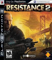 Picture of a game: Resistance 2