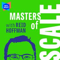 Picture of a podcast: Masters Of Scale With Reid Hoffman