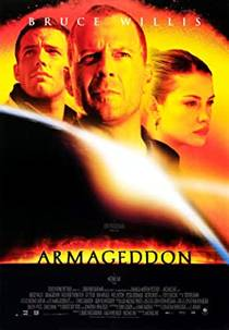 Picture of a movie: Armageddon