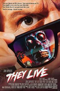 Picture of a movie: They Live