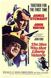 Picture of a movie: The Man Who Shot Liberty Valance