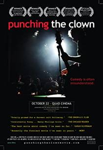 Picture of a movie: Punching The Clown