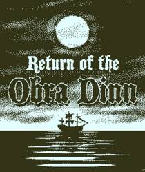 Picture of a game: Return Of The Obra Dinn