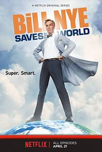 Picture of a TV show: Bill Nye Saves The World