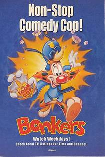 Picture of a TV show: Bonkers