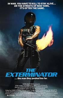 Picture of a movie: The Exterminator