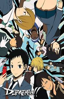 Picture of a TV show: Durarara!!