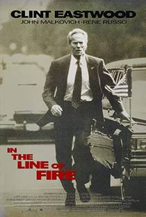 Picture of a movie: In The Line Of Fire