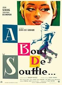 Picture of a movie: A Bout De Souffle