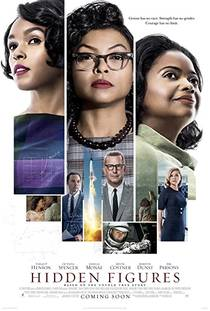 Picture of a movie: Hidden Figures