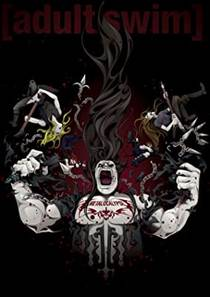 Picture of a TV show: Metalocalypse