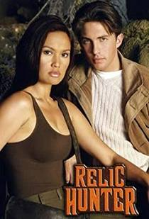 Picture of a TV show: Relic Hunter