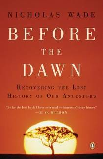 Picture of a book: Before The Dawn: Recovering The Lost History Of Our Ancestors