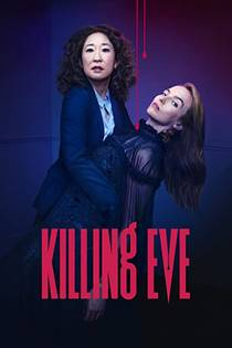 Picture of a TV show: Killing Eve