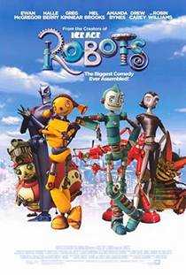 Picture of a movie: Robots