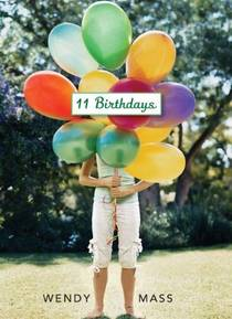Picture of a book: 11 Birthdays