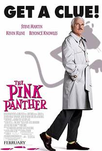 Picture of a movie: The Pink Panther