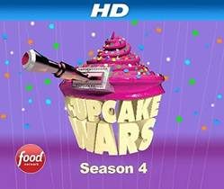 Picture of a TV show: Cupcake Wars