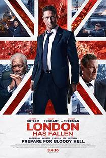 Picture of a movie: London Has Fallen